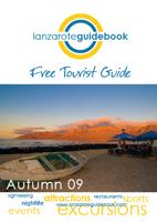 Lanzarote Guidebook Cover