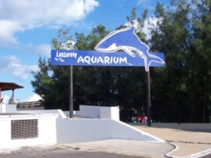 Lanzarote Aquarium - Entrance