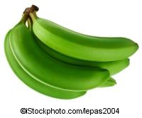 Green bananas - ©iStockphoto.com/lepas2004