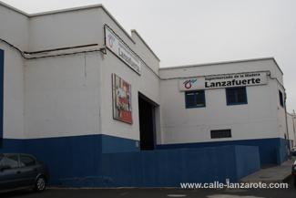 Lanzafuerte - Supermercado de la Madera - Arrecife - Lanzarote