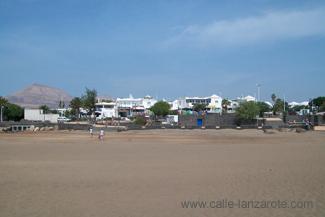 Playa Los Pocillos, Puerto del Carmen, Lanzarote