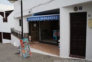 Dulcera Hernndez in Puerto del Carmen