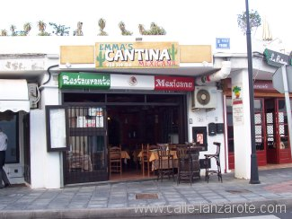 Emma's Cantina Mexicana in Calle Teide
