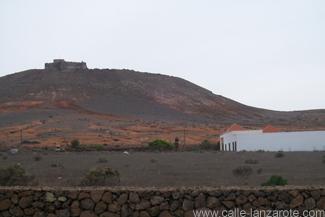 Castillo de Santa Barbara near Teguise, Lanzarote