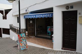 Dulcería Hernández in Puerto del Carmen